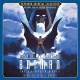 Shirley Walker - Batman: Mask Of The Phantasm [Expanded Score] [OST] (2009) [mp3@320] torrent