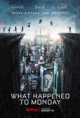 What Happened to Monday? - Seven Sisters (2017) [HDRip] [XviD-KRT] [Napisy PL] torrent