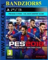 Pro Evolution Soccer 2018 PS3-DUPLEX [MULTI-11] [ENG] [PS3] [USA] [CFW] [PS4-HACK] torrent