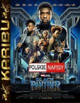 Czarna Pantera / Black Panther (2018) [SUBBED] [480p] [BRRip] [XviD] [AC3-AX2] [Napisy PL] [Karibu] torrent