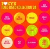 I Love ZYX Italo Disco Collection vol. 24 (3 cd compilation '17)-(mp3 vbr) torrent