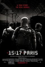 15:17 do Paryża  The 15:17 to Paris 2018 [BDRip] [XviD KiT] [Lektor PL]  torrent