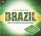 VA - Ultimate Brazil - 4-CD-(2016)-[FLAC] torrent