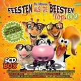 VA - De Ultieme Feesten Als De Beesten Top 100 (2019) 5CD [mp3320kbps] torrent