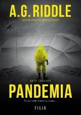 A.G. Riddle -Pandemia torrent