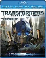 Transformers 3/Transformers Dark of the Moon 3D & 2D (2011)[BDRip/BDRemux 1080p x 264 by alE13 AC3/TrueHD][Multi Audio & Multi Subtitles][Eng] torrent
